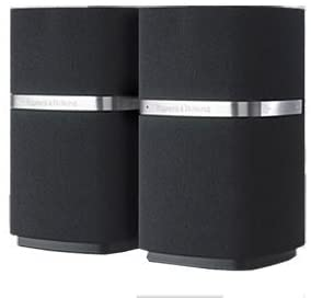 Here is a pair of barrel like speakers with a band at the middle. They are great but they take on real meaning when you realize that they are P.C speakers that will connect to the computer and make it the home theater you need right in your house. The pair is very stylish as you can judge from the first look. They have well adapted mid to high frequency reproduction and distribution. They reveal the detail of Studiophile, a feature that works for superb sound output. It stands out as unique in its mode of connection.
