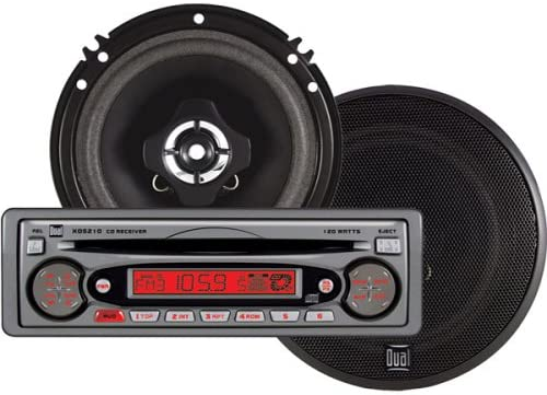 Dual CP5261 Car Stereo System